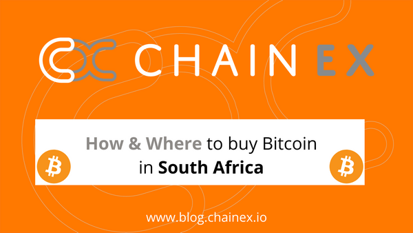 How & Where to buy Bitcoin in South Africa