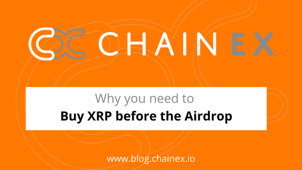 Why you need to buy XRP before the Airdrop