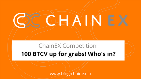 100 BTCV up for grabs! Who's in?