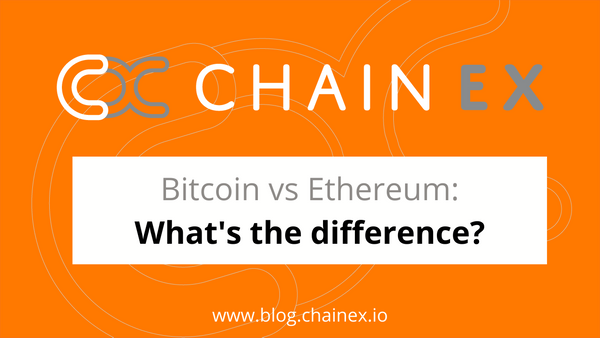 Bitcoin vs Ethereum: What's the difference?